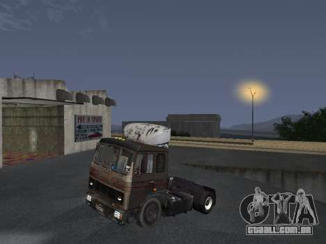 5551 MAZ Kolkhoz para GTA San Andreas vista direita