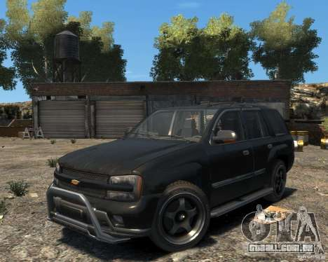 Chevrolet TrailBlazer v.1 para GTA 4