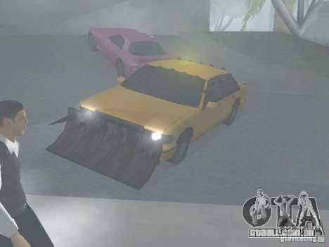 Táxi Zombie para GTA San Andreas