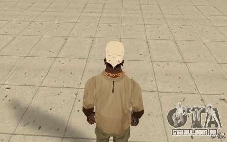 Bandana dreamcast para GTA San Andreas terceira tela