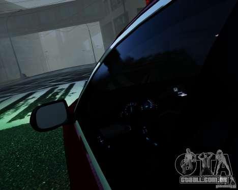 Honda Accord Tuning by Type-S para GTA 4 vista direita