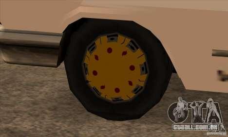 Pintura de savana para GTA San Andreas quinto tela