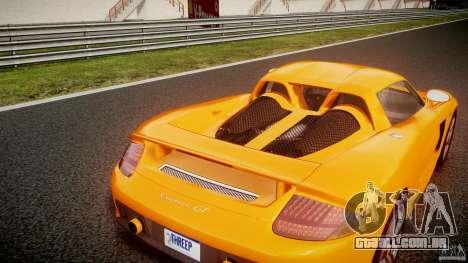 Porsche Carrera GT [EPM] para GTA 4 vista lateral