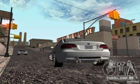 New Groove para GTA San Andreas nono tela