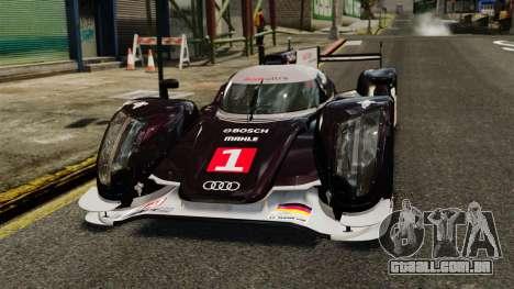 Audi R18 TDI v2.0 para GTA 4