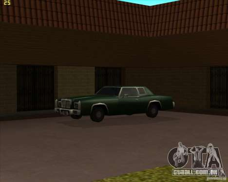 Car in Grove Street para GTA San Andreas décimo tela