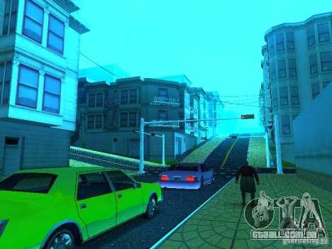 Novo Mod de cor para GTA San Andreas oitavo tela