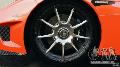 Koenigsegg CCX 2006 v1.0 [EPM][RIV] para GTA 4 vista lateral