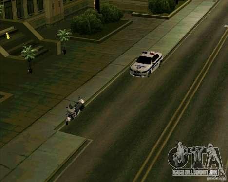 Priparkovanyj transporte v 1.0 para GTA San Andreas