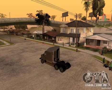 SuperZiL v. 2.0 para GTA San Andreas esquerda vista