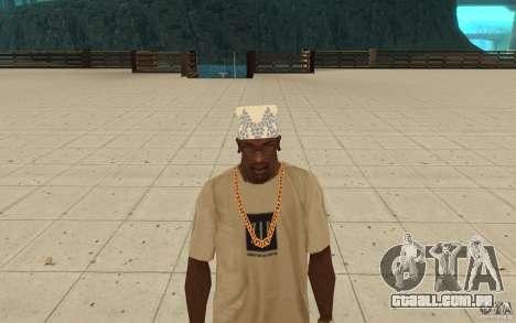 Bandana dreamcast para GTA San Andreas