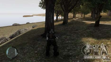 Gears Of War Grunt v1.0 para GTA 4 segundo screenshot