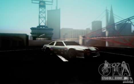 San Andreas Graphics Enhancement para GTA San Andreas terceira tela
