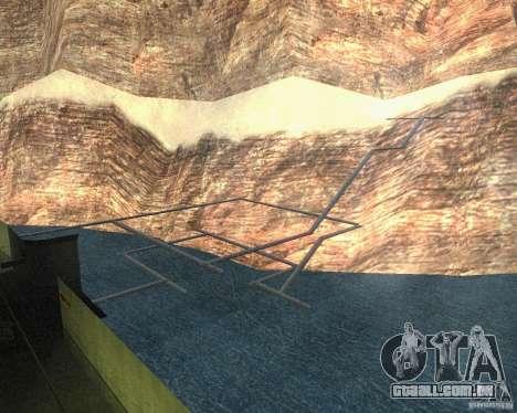 Dragão base v2 para GTA San Andreas quinto tela