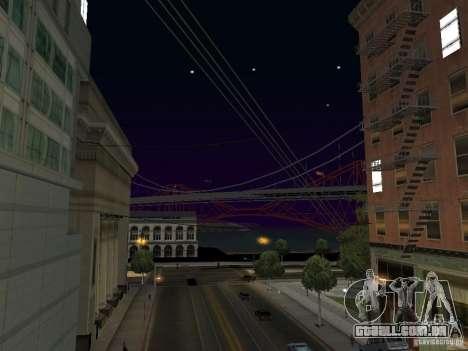 New Sky Vice City para GTA San Andreas segunda tela