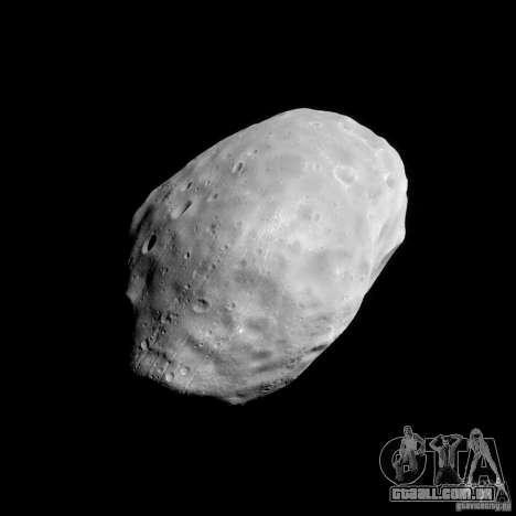 Lua: Phobos para GTA San Andreas segunda tela