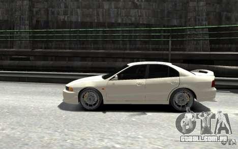 Mitsubishi Galant 8 VR-4 para GTA 4 esquerda vista