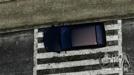 VAZ 2109 Drift Turbo para GTA 4 vista direita