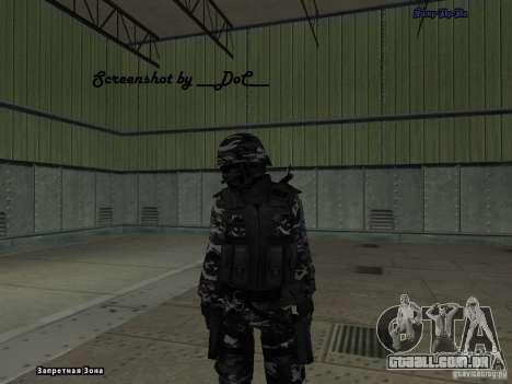 New Army para GTA San Andreas