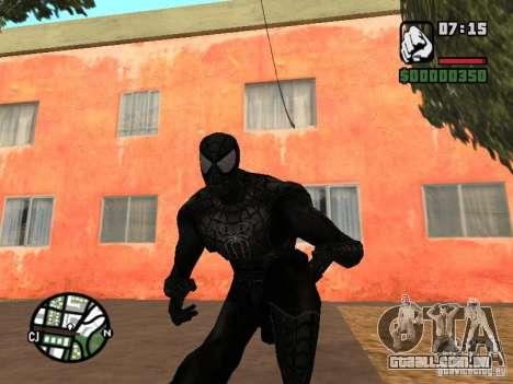 Inimigo do homem-aranha em reflexão para GTA San Andreas