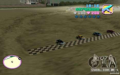 RC Bandit LCS para GTA Vice City por diante tela