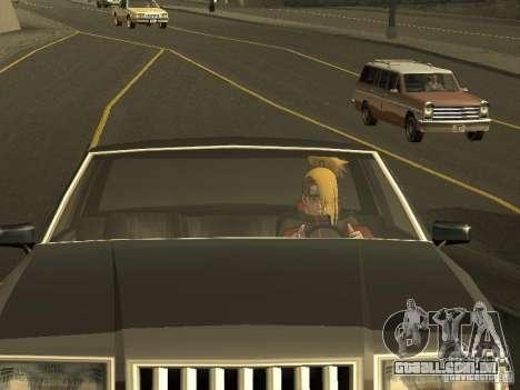 The Akatsuki gang para GTA San Andreas oitavo tela