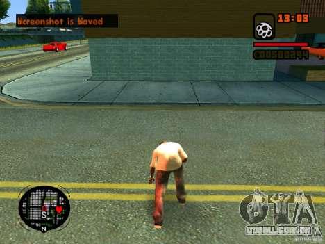 GTA IV Animation in San Andreas para GTA San Andreas décima primeira imagem de tela