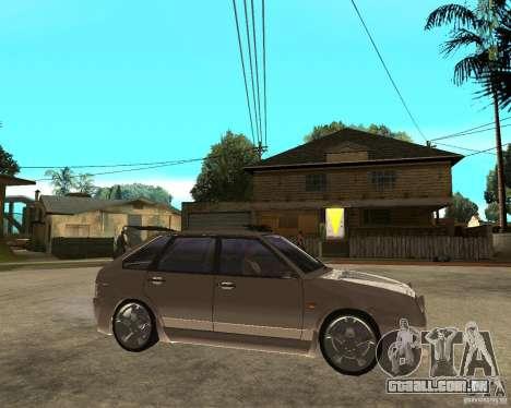 LiquiMoly Vaz 21093 para GTA San Andreas vista direita