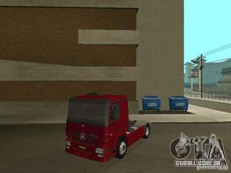Mercedes Actros Tracteur 3241 para GTA San Andreas