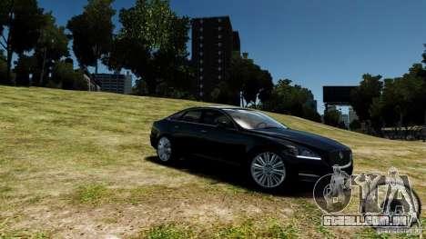 Jaguar XJ 2012 para GTA 4