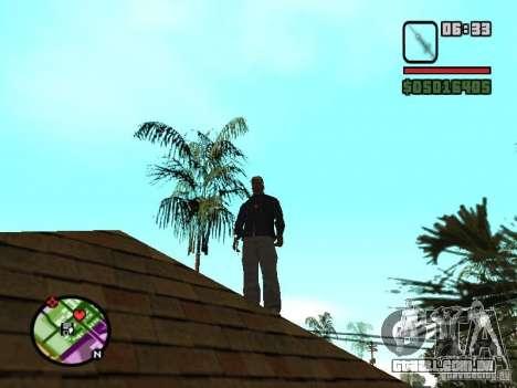 Seringa para GTA San Andreas segunda tela