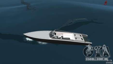 Novo Jetmax para GTA 4 esquerda vista