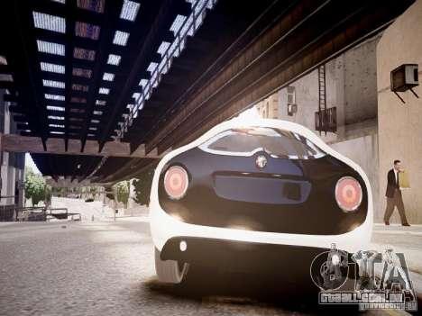 Alfa Romeo TZ3 Stradale Zagato para GTA 4 vista direita