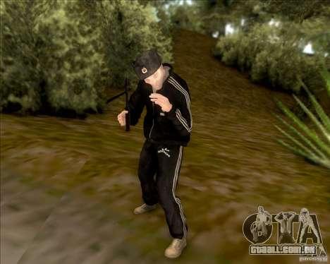 SkinPack for GTA SA para GTA San Andreas quinto tela