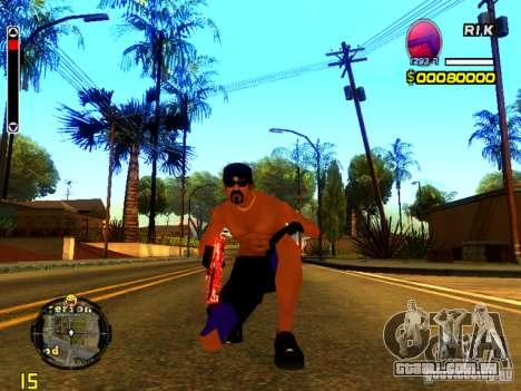 Pessoas da praia para GTA San Andreas