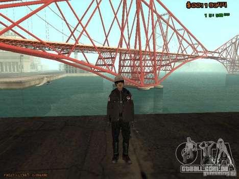 Sheriff Departament Skins Pack para GTA San Andreas quinto tela