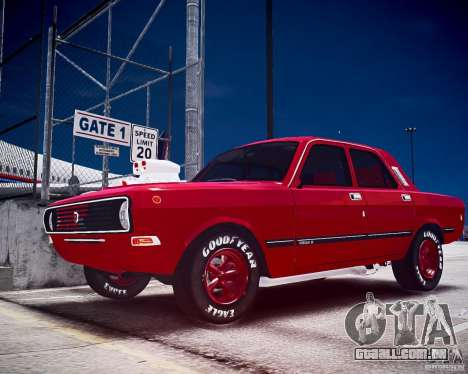 2410 gás v8 para GTA 4