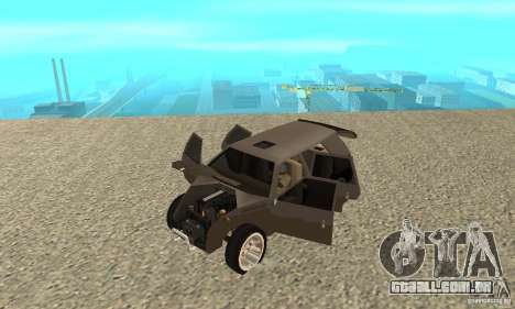 Jemala para GTA San Andreas