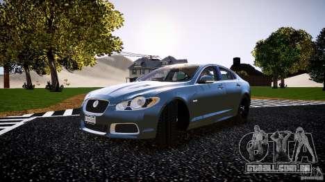 Jaguar XFR 2010 para GTA 4
