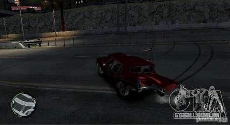 Danos realistas de carro para GTA 4 terceira tela