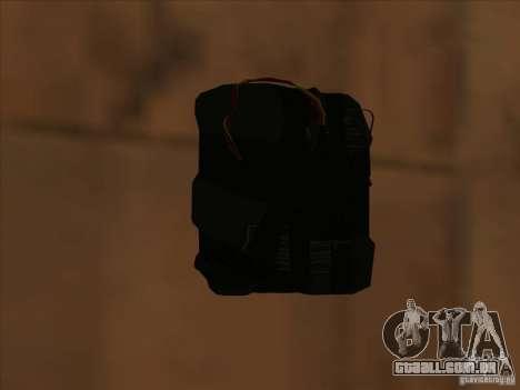 Explosivo C4 para GTA San Andreas terceira tela