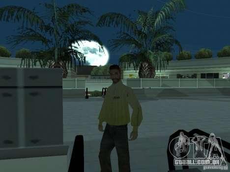 Skins Collection para GTA San Andreas segunda tela