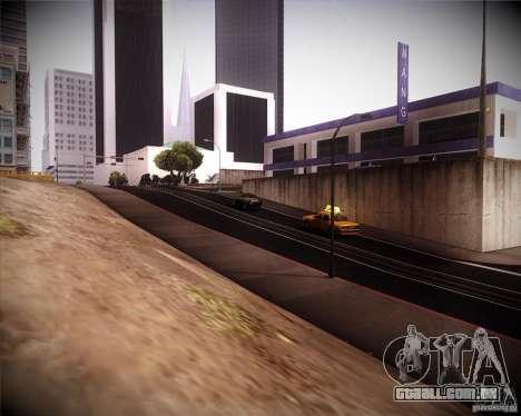 Uma coleção de mods de gráficos para GTA San Andreas