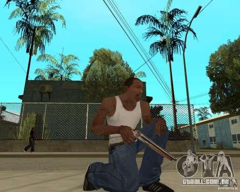 Armas de STALKERa para GTA San Andreas nono tela