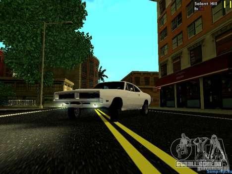 New Graph V2.0 for SA:MP para GTA San Andreas segunda tela