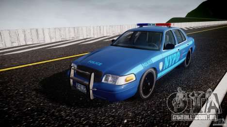 Ford Crown Victoria 2003 Noose v2.1 para GTA 4