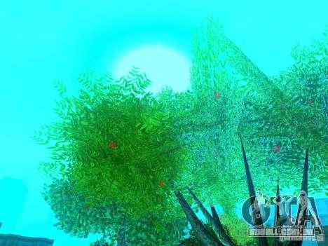 Novo Mod de cor para GTA San Andreas terceira tela