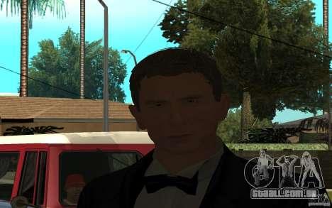 Agente 007 para GTA San Andreas terceira tela