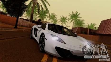 SA Beautiful Realistic Graphics 1.4 para GTA San Andreas segunda tela