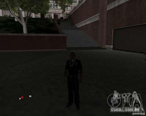 O trabalho da polícia! para GTA San Andreas segunda tela